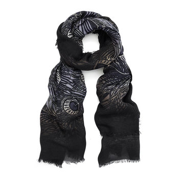 All O Hera Scarf - 110x130cm - Black