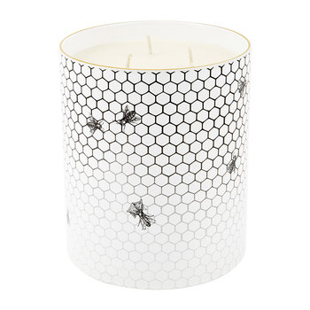 Supersize Candle - Buzzing Bee