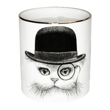 Cutesy Handle - Chat avec Chapeau
