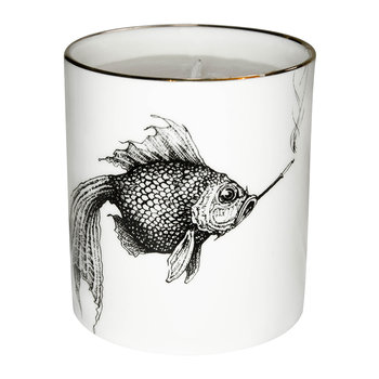 Cutesy Candle - Smokey Fish
