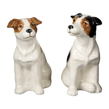 Jack Russell Salt & Pepper Shakers