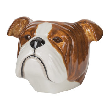 English Bulldog Egg Cup