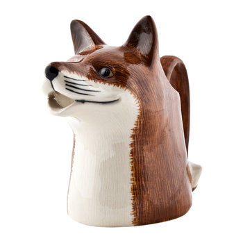 Ceramic Fox Pitcher