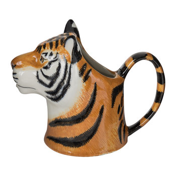 Ceramic Tiger Jug