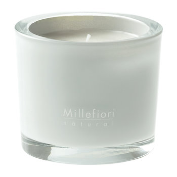 Scented Candle in a Jar - White Musk - White - 180g
