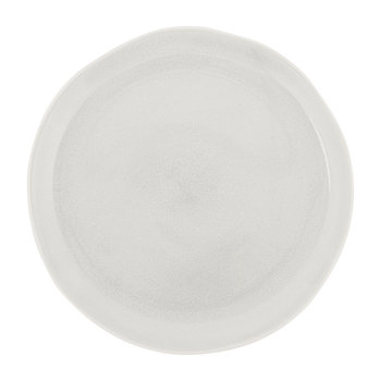 Maguelone Side Plate - Grey Cashmere