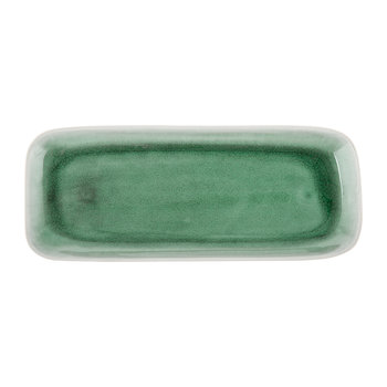 Maguelone Sushi Plate - Green Emerald