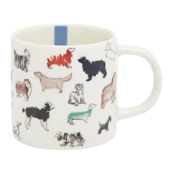 Cuppa Mug - All Over Dog