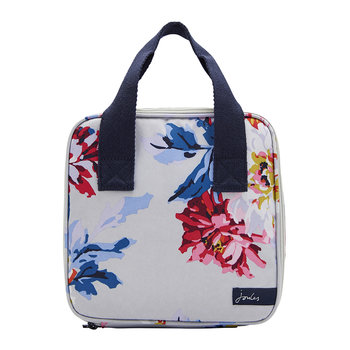 Lunch Bag - Grey Whitstable Floral