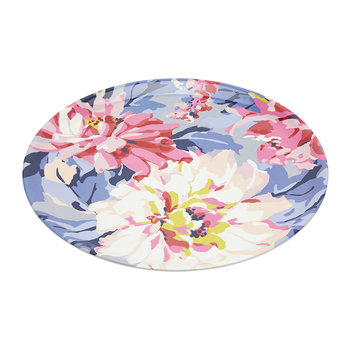 Circular Platter/Tray - Whitstable Floral
