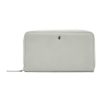 Fairford Bright Purse - Cool Grey