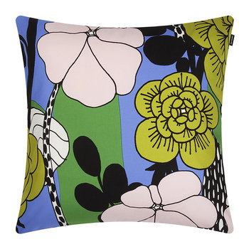 Unelma Pillow Cover - 50x50cm - Blue/Pink/Green
