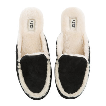 Women's Lane Slipper - Black