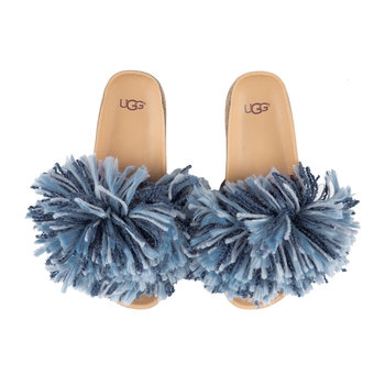 Women's Cindy Sandals - Dark Denim
