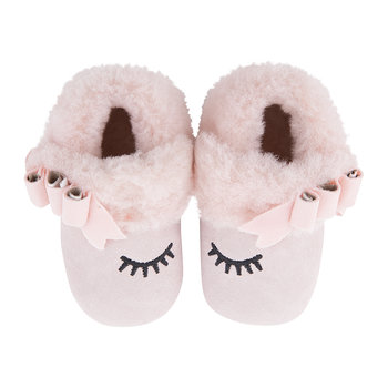 Blinxie Infant Slipper - Seashell Pink