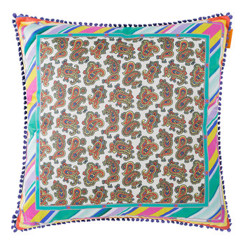 Maddalena Multicoloured Cushion - 45x45cm - Design 4