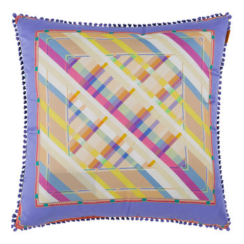 Maddalena Multicoloured Cushion - 45x45cm - Design 5