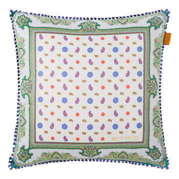 Maddalena Multicoloured Cushion - 45x45cm - Design 6