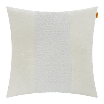 Hammond Cushion - 60x60cm - Ivory