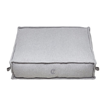 Cozy Dog Bed - Light Grey