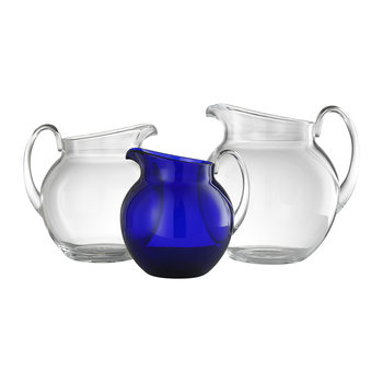 Plutone Acrylic Pitcher - Royal Blue