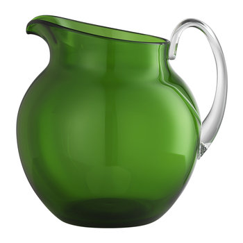 Plutone Acrylic Pitcher - Green