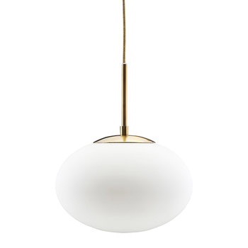 Opal Ceiling Lamp - White