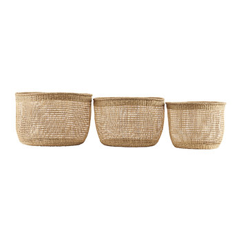 Shape Baskets - Set of 3