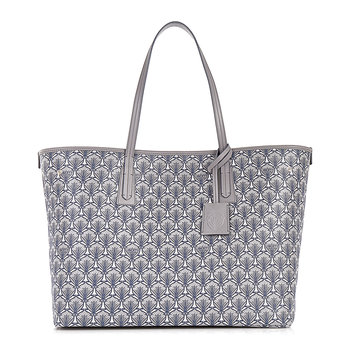 Iphis Marlborough Handbag - Grey - Large