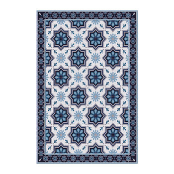 Collection Ceramic Vinyl Floor Mat - HIB18251