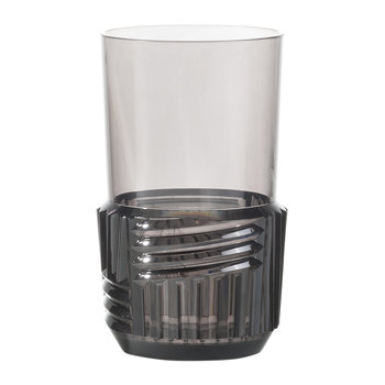 Trama Tall Tumbler - Smoke Gray