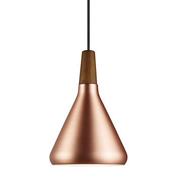 Float 18 E27 Pendant - Copper