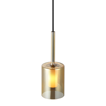 A by Amara - Suspension Turid 8 - Ambre