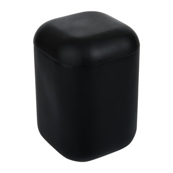 Hotel Collection Lidded Ice Bucket - Black