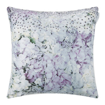 Marisa Bed Cushion - Mauve - 45x45cm
