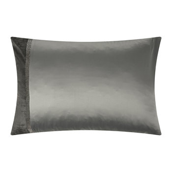 Saturn Pillowcase - Grey