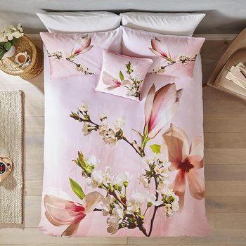 Harmony Duvet Cover - Pink