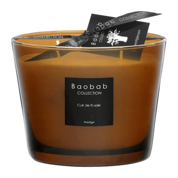 Scented Candle - Tanned Hide
