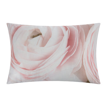 Rana Rose Pillowcase - Pink - Set of 2