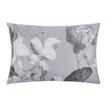 Senna Floral Pillowcase - Rose - Set of 2