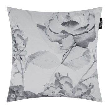 Senna Floral Bed Pillow - Rose - 45x45cm