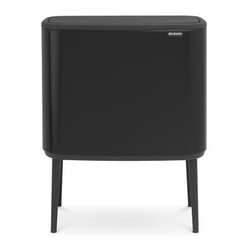 Bo Touch Bin - Matt Black