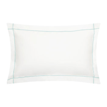 Athena Aqua Pillowcase - 50x75cm