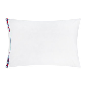 James Pillowcase - White - 50x75cm