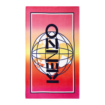 KGlobe Beach Towel