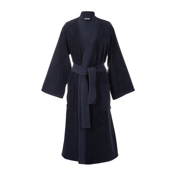 Iconic Bathrobe - Navy