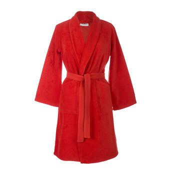 Iconic Bathrobe - Red