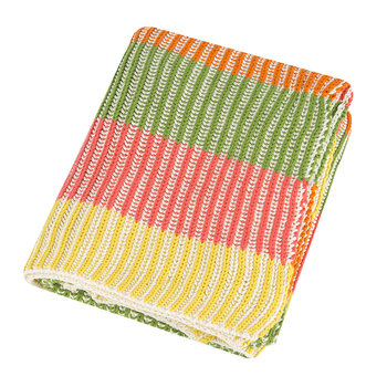 Karioca Multicolour Throw