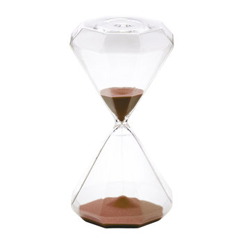 Hourglass Sand Timer - 5 Minutes - Copper