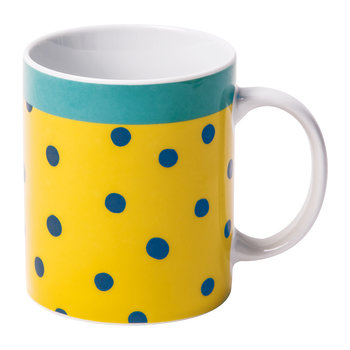 Rio Mug - Small Blue Dots